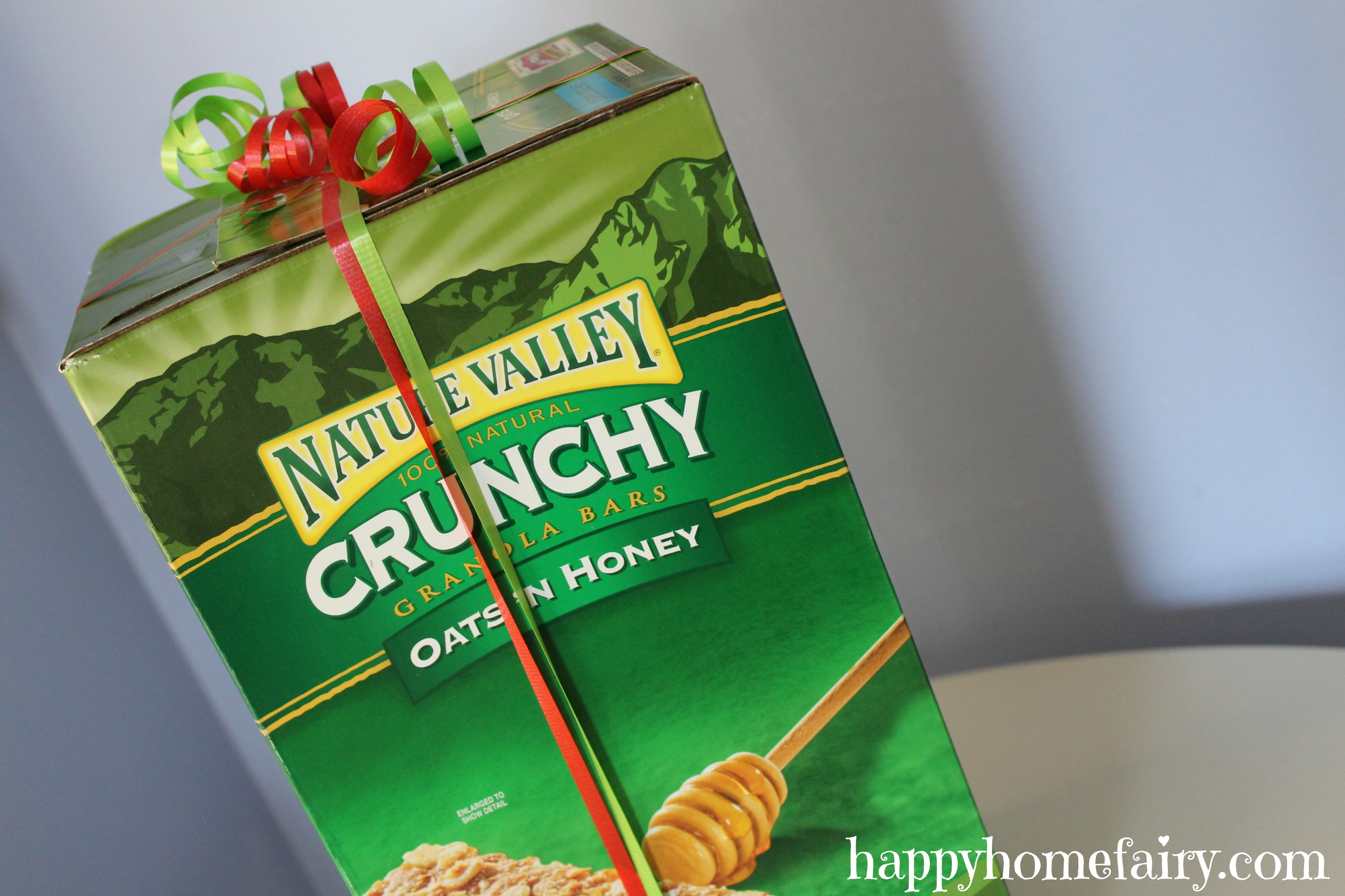granola bar RAK 4