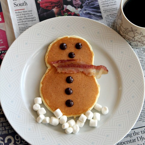 Christmas Pancakes You Ll Flip For Happy Home Fairy