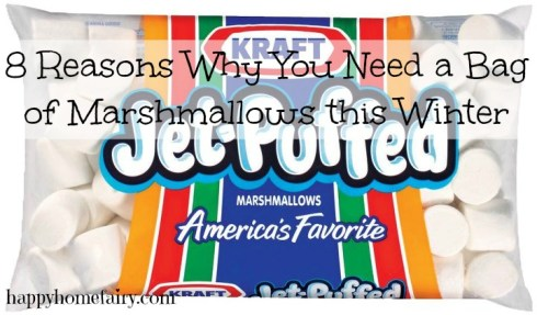 8 reasons why you need a bag of marshmallows this winter