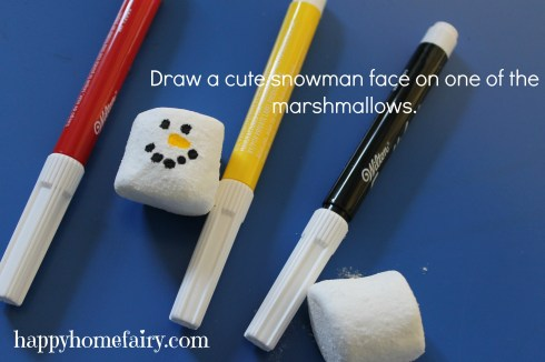 easy snowman snack4