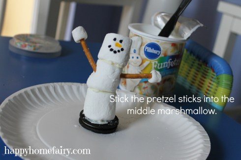 easy snowman snack8