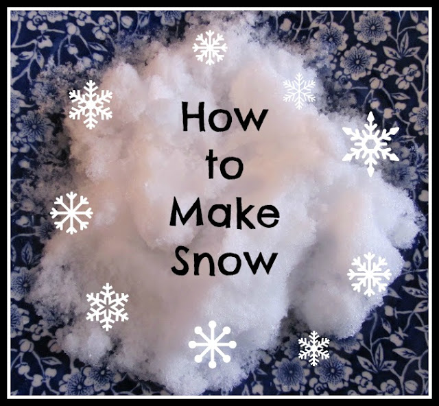 8 Ways To Make Snow Without Actually Having Snow Happy