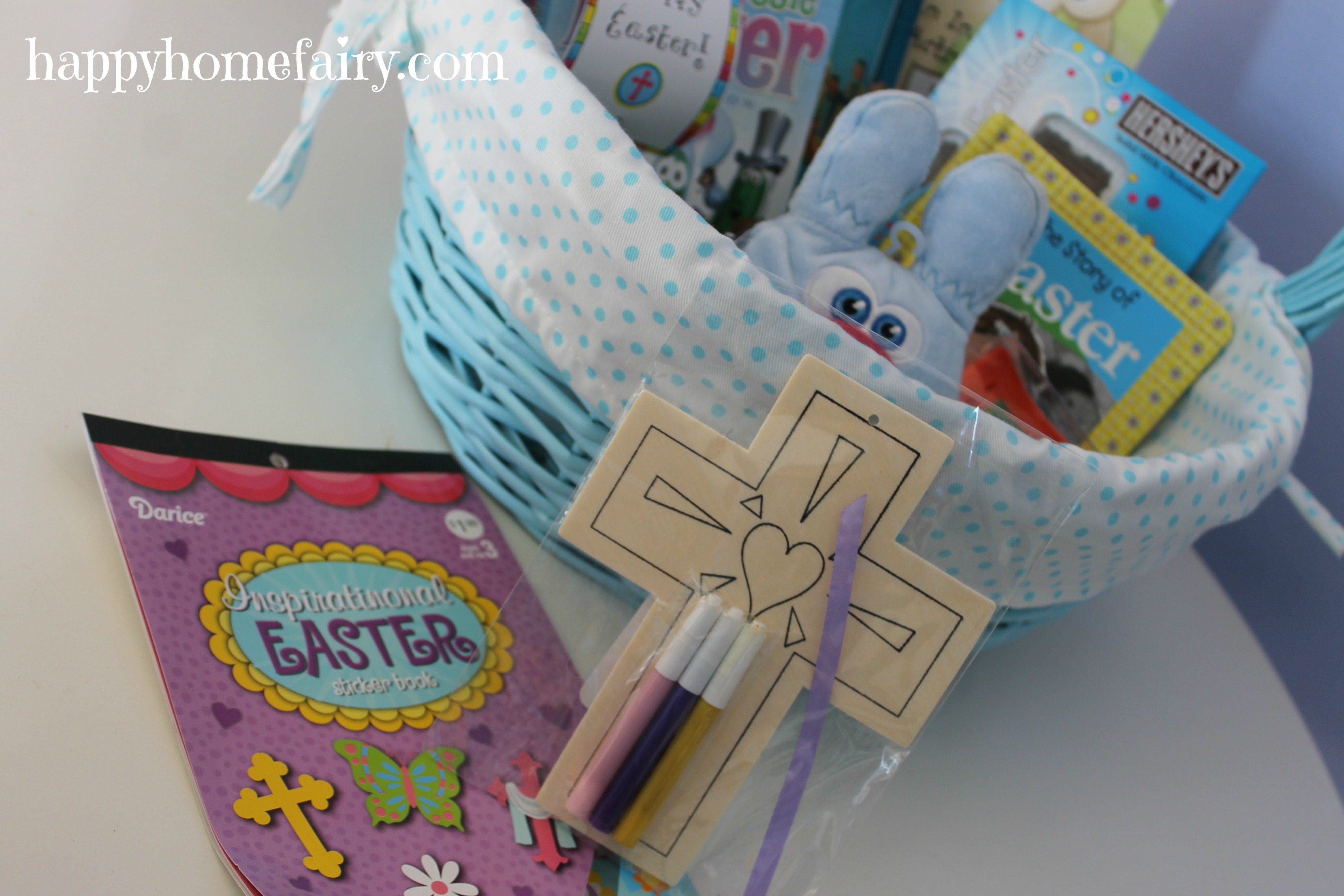 Christ centered easter basket ideas happy home fairy christian easter basket ideas5 negle Gallery