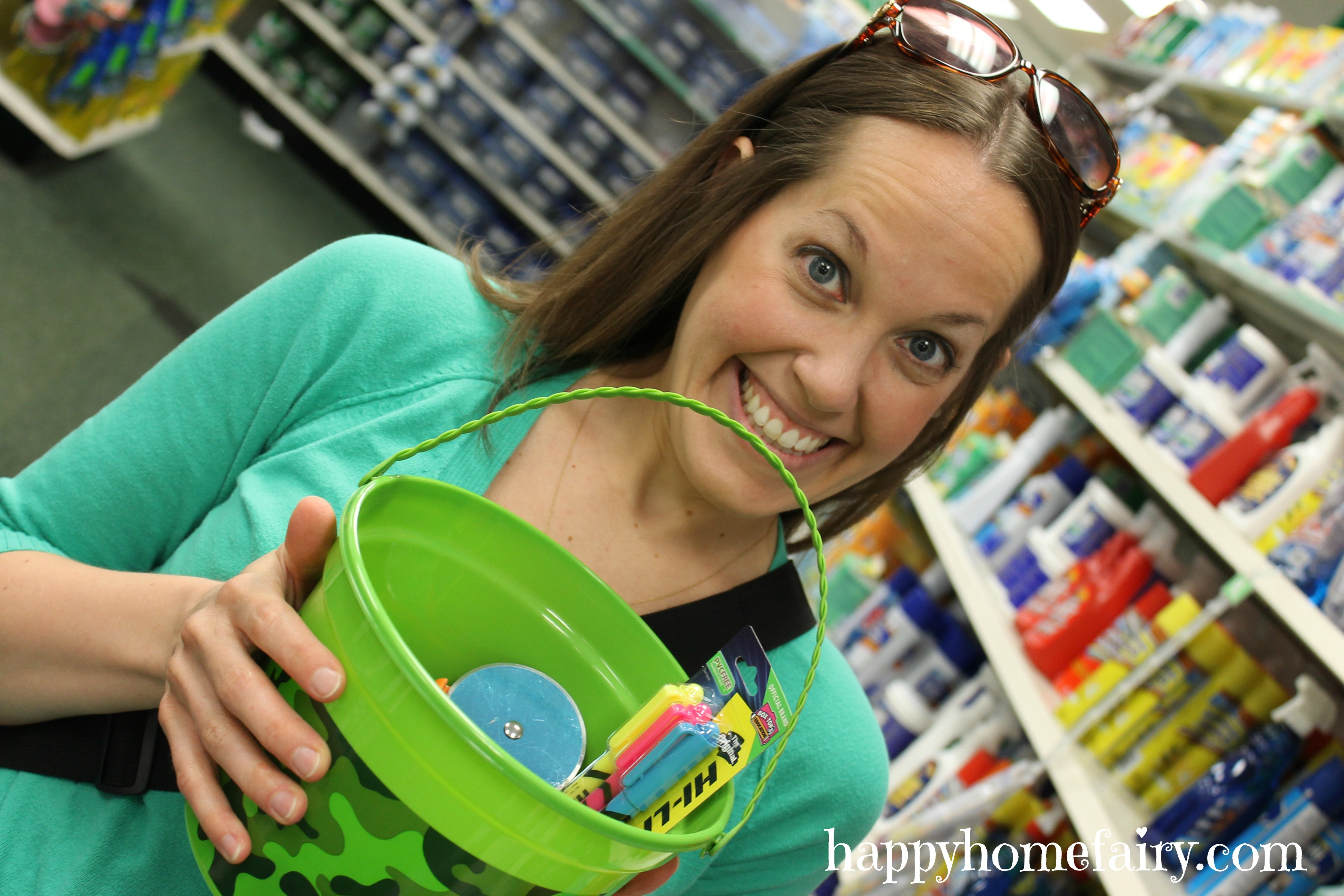 The Dollar Tree Easter Basket Date Night Challenge Happy