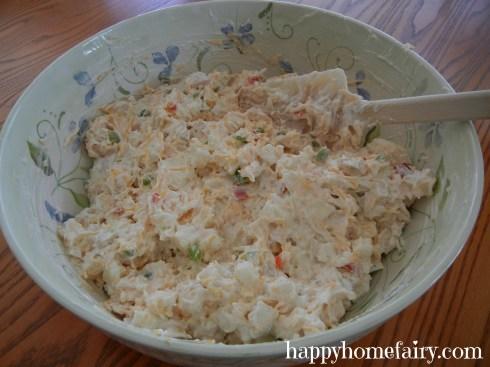 potato casserole mix it up!