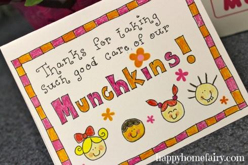 teacher munchkins4