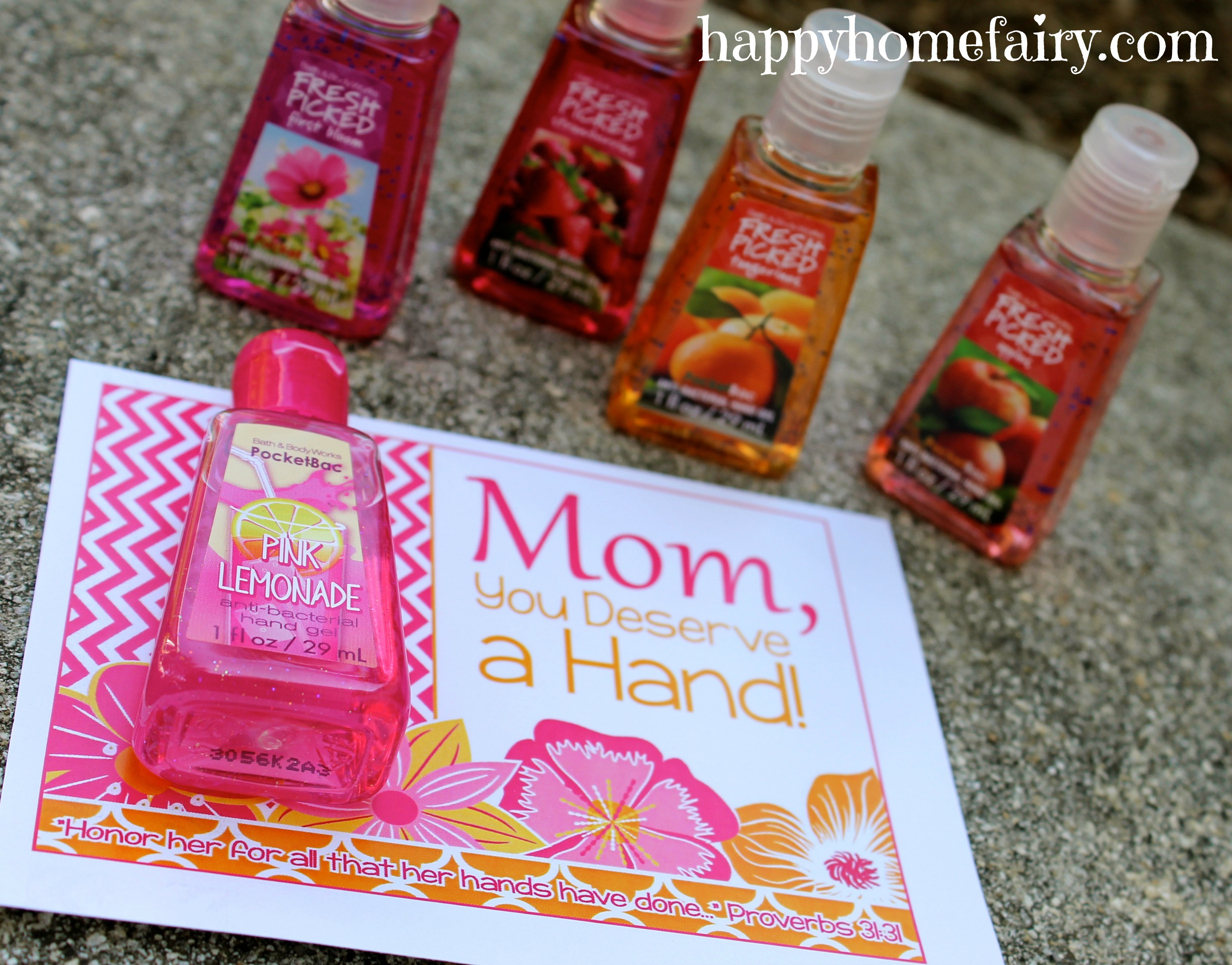 2013 Bath Printable Body Works And