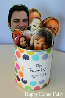 The Family Prayer Jar