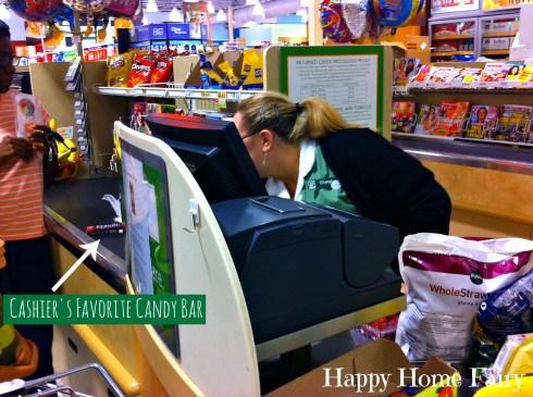 grocery store candy bar RAK 2