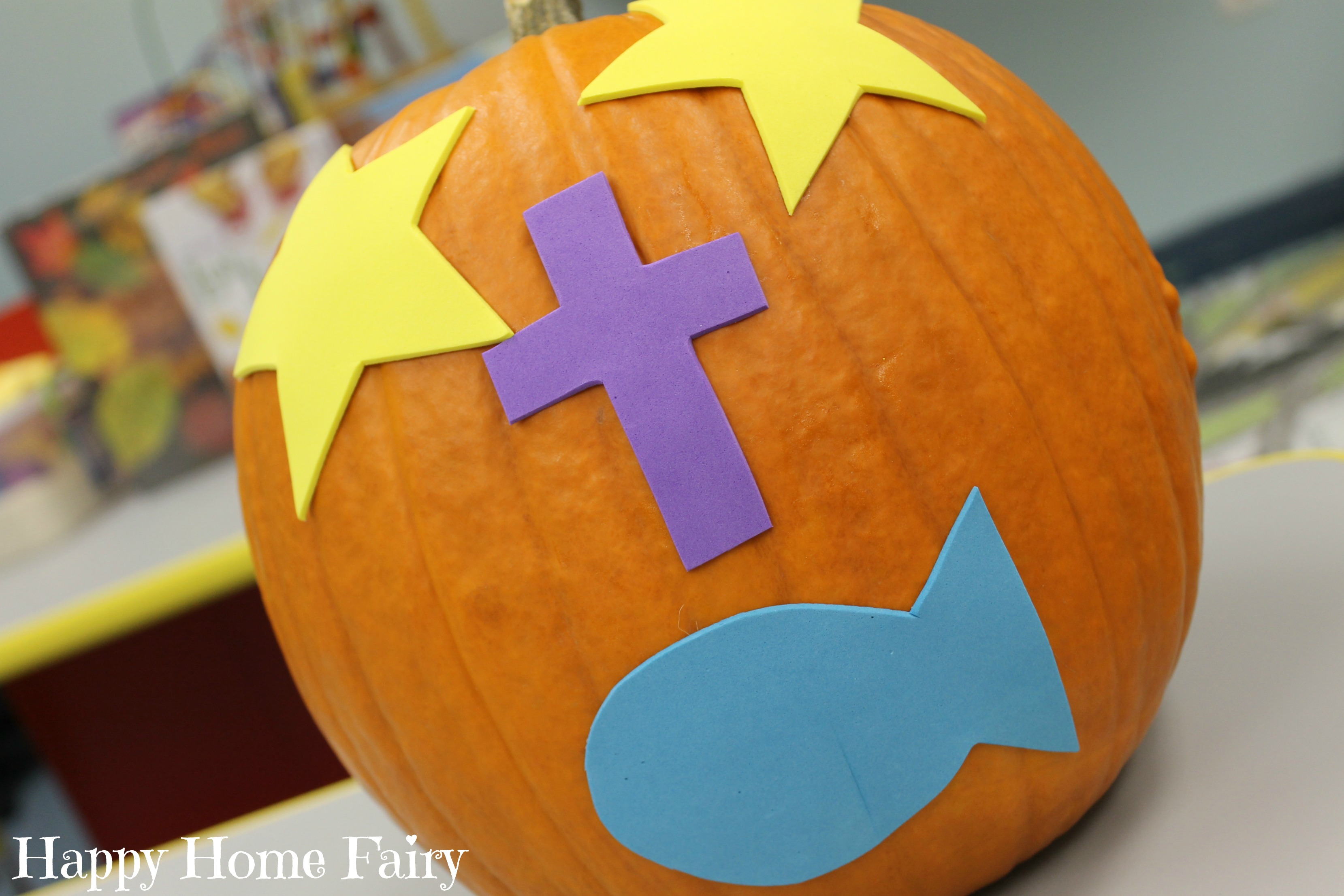 The Gospel Pumpkin
