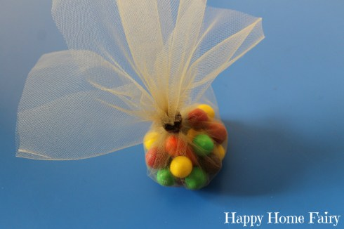 candy turkey favor step 2