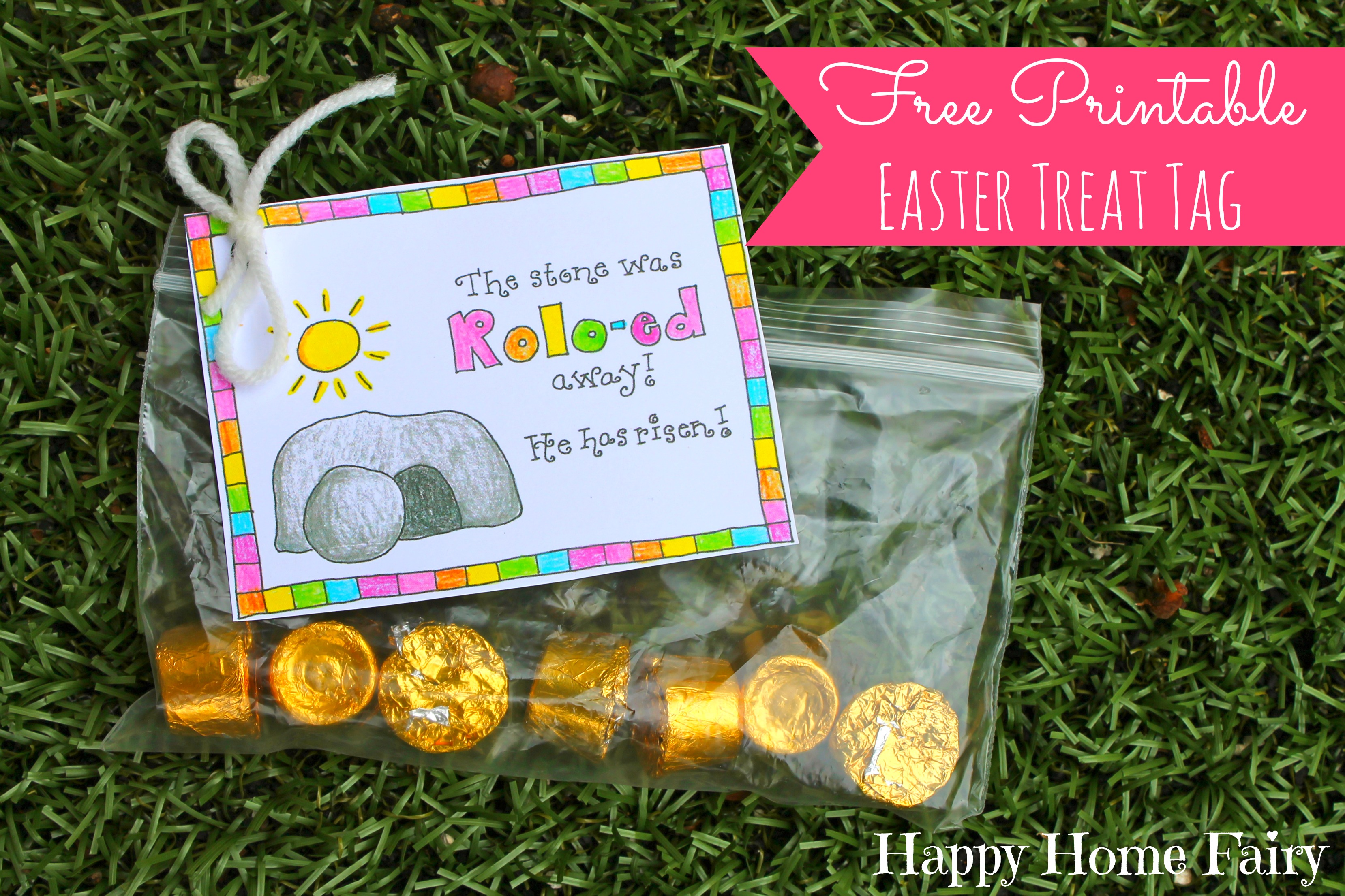 Rolo Candy T Tags