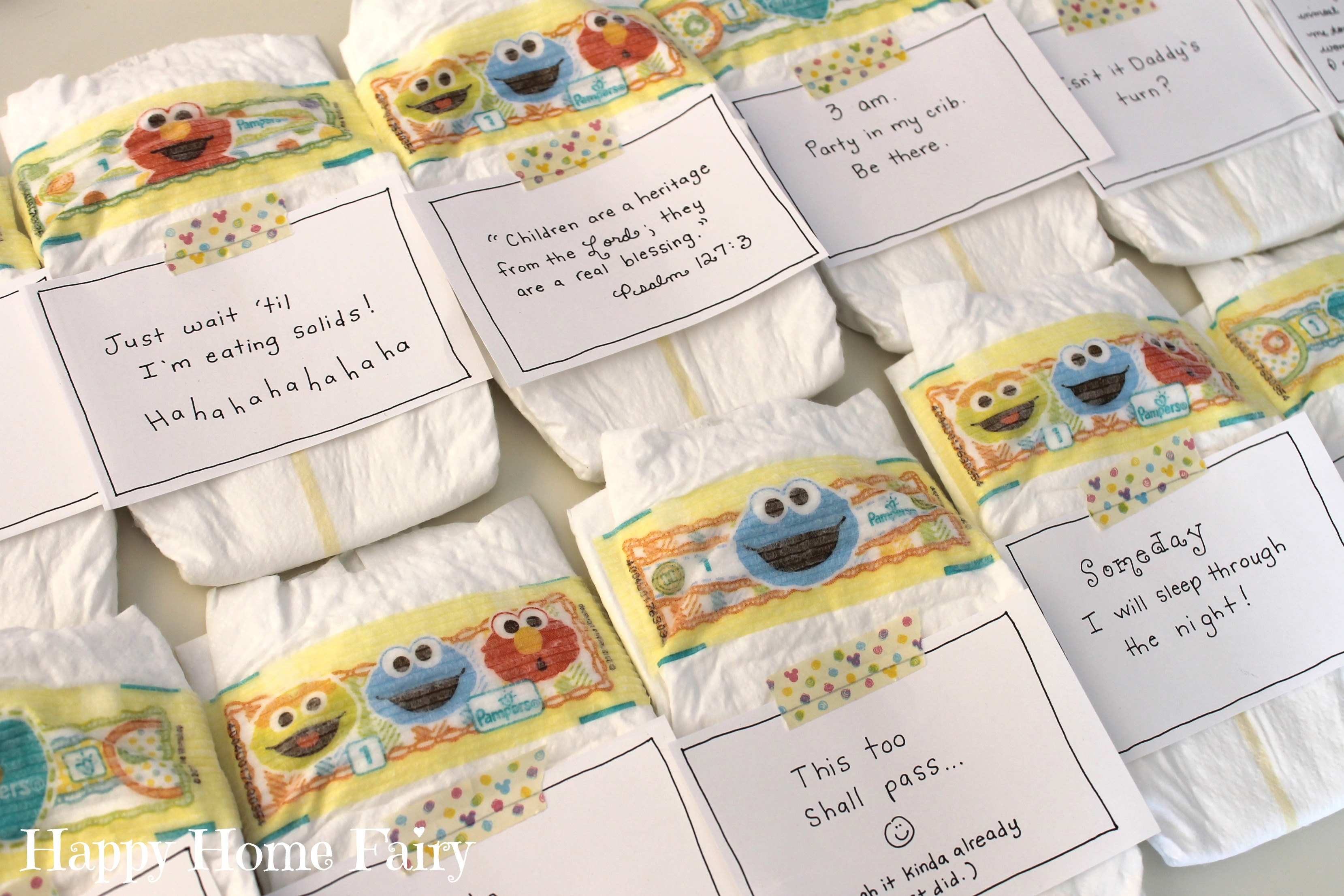 graphic regarding Late Night Diaper Messages Free Printable identified as Midnight Messages for Fresh Mommies - Absolutely free Printable! - Joyful