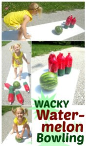watermelon bowling
