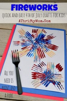 Last-Minute 4th of July Crafts