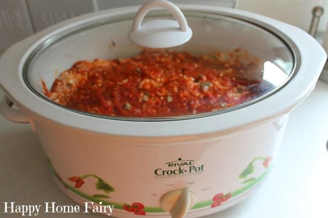 crockpot lasagna 8