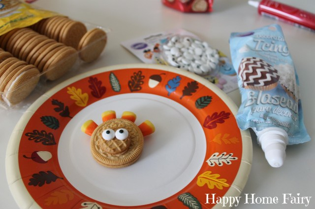 turkey cookie 5