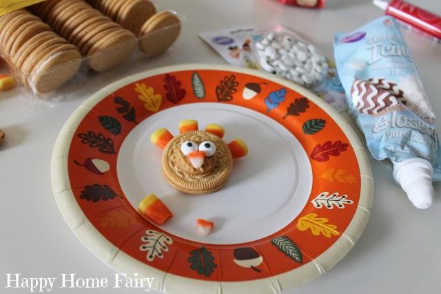 turkey cookie 6
