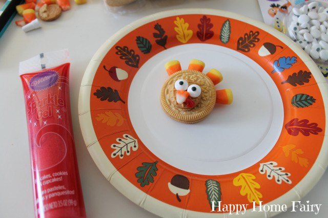 turkey cookie 7