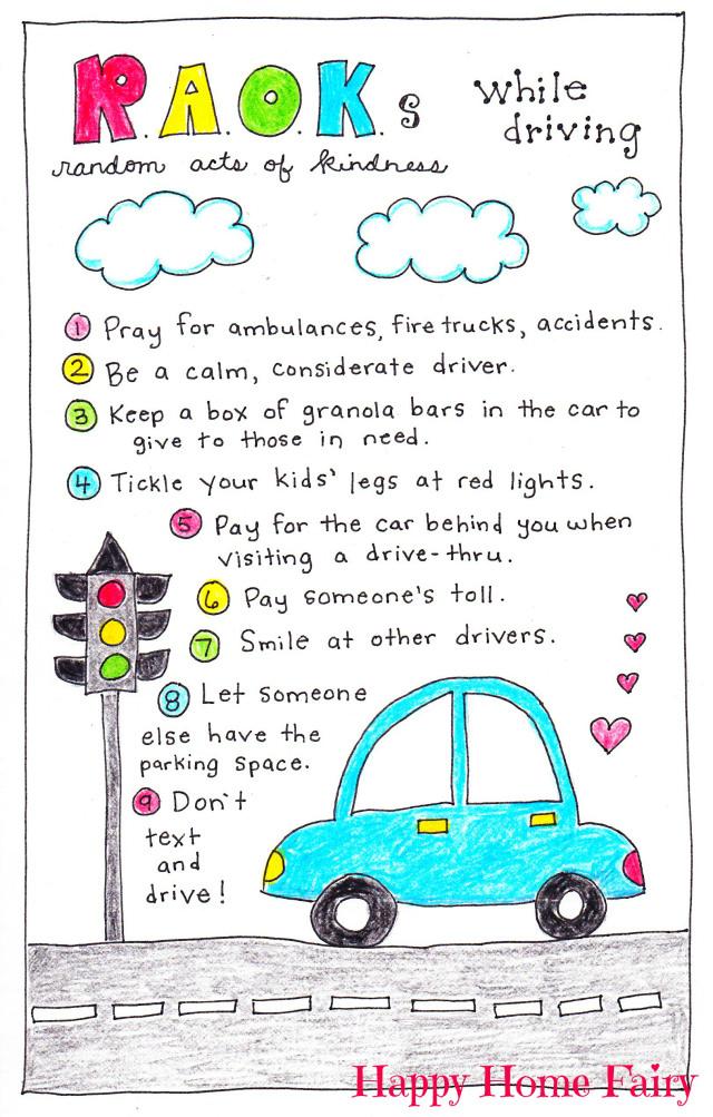 car RAKS