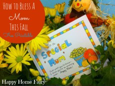 To a Special Mum – FREE Printable!