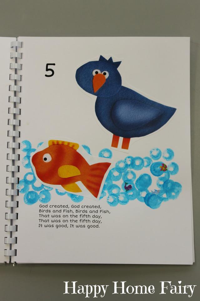 creation book 5
