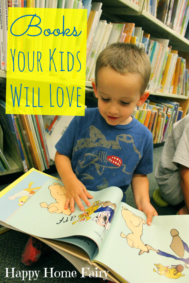 Books your kids will love - these are the best suggestions!
