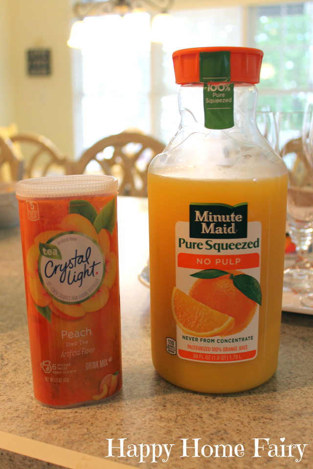 peach tea recipe 2