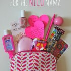 Survival Kit for a mama who has a baby in the NICU - this is such an easy, practical, meaningful way to bless someone going through such a difficult time. And every item can be purchased at Target!