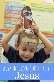 Introducing Toddlers to Jesus