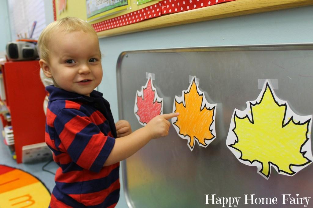 Where Is Pumpkin Preschool Game 2