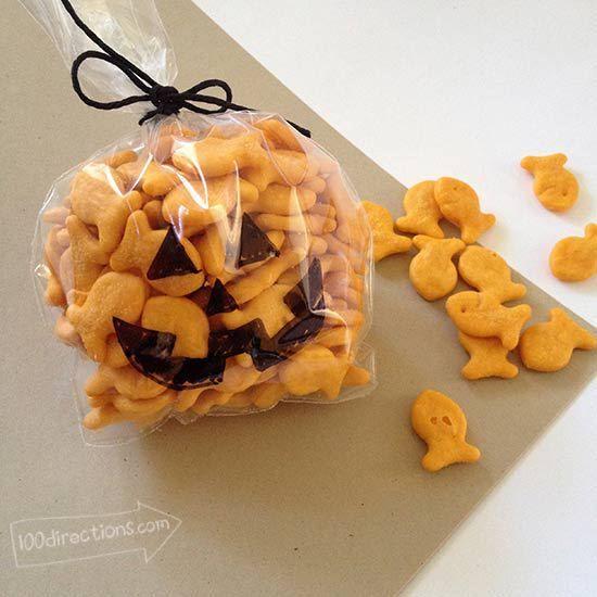 cute halloween snacks 2