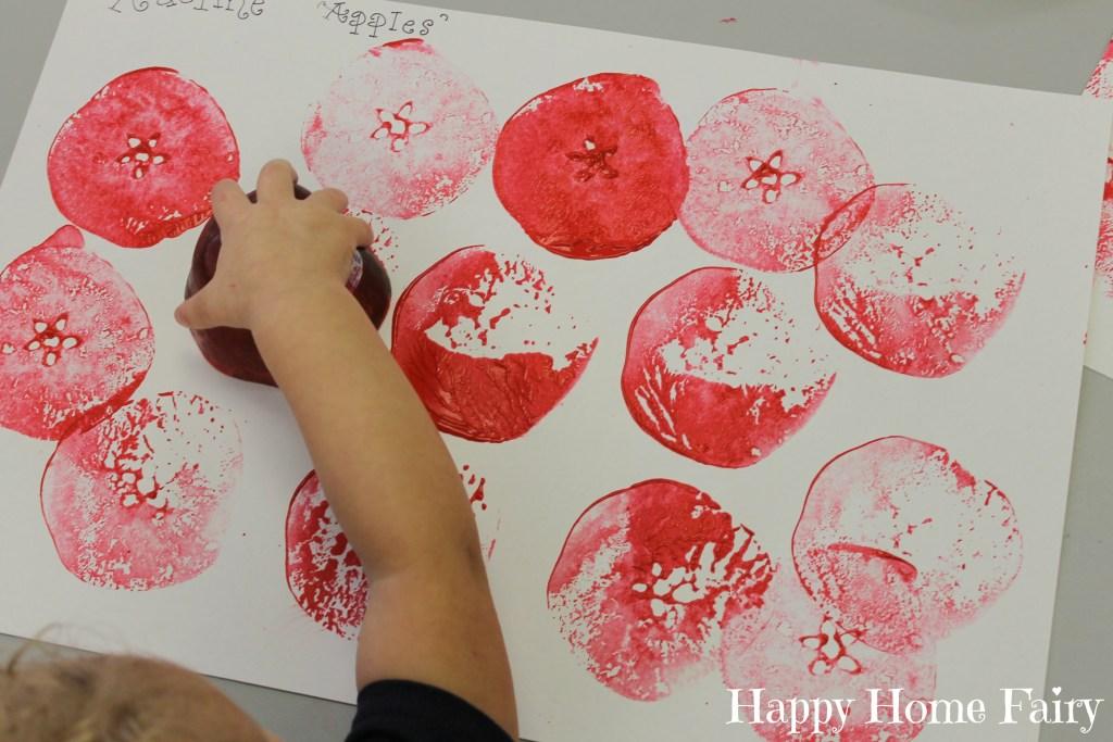 preschool apple theme ideas 5