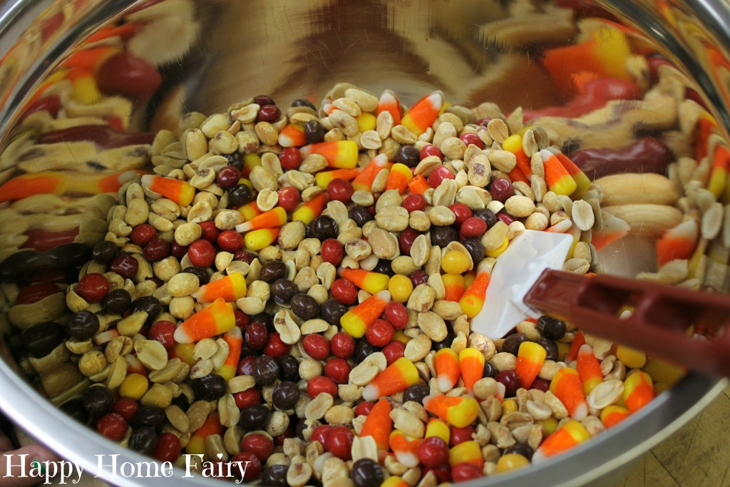 simple fall snack mix 2