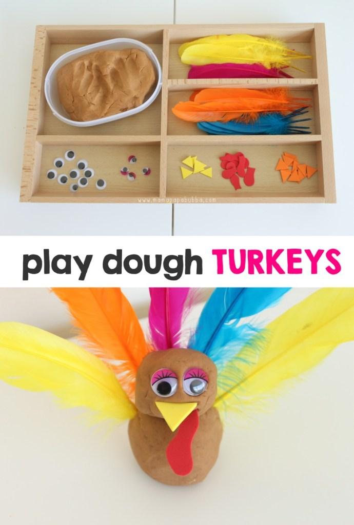 turkey feather fun 2