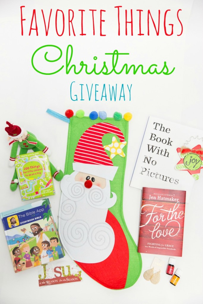 Happy Home Fairy FAVORITE THINGS GIVEAWAY! SO many cute things!