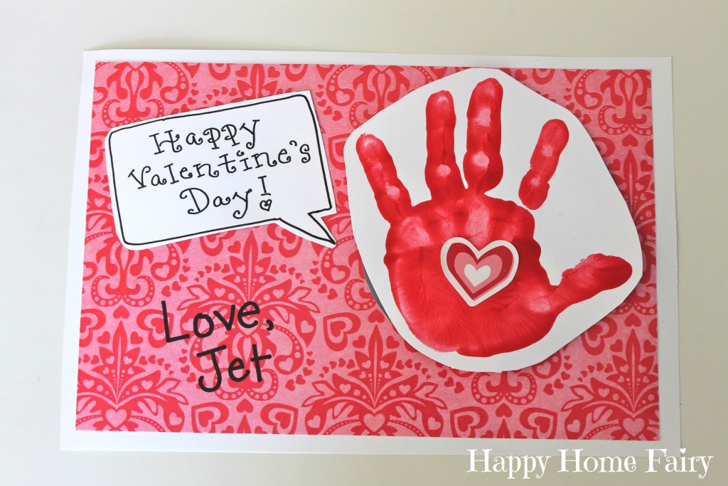 valentine's day card for the grandparents! 3