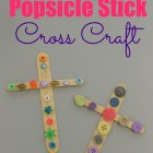 simple popsicle stick craft at happyhomefairy.com
