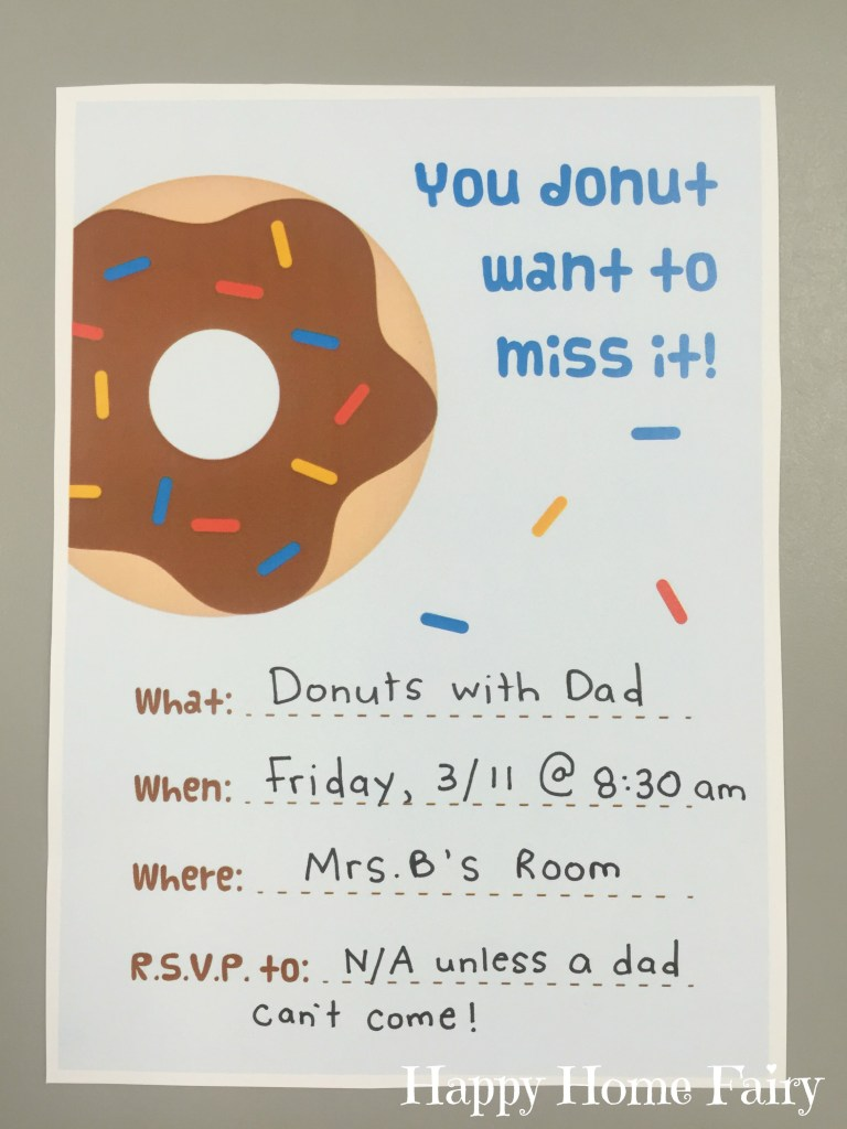 donuts with dad 6