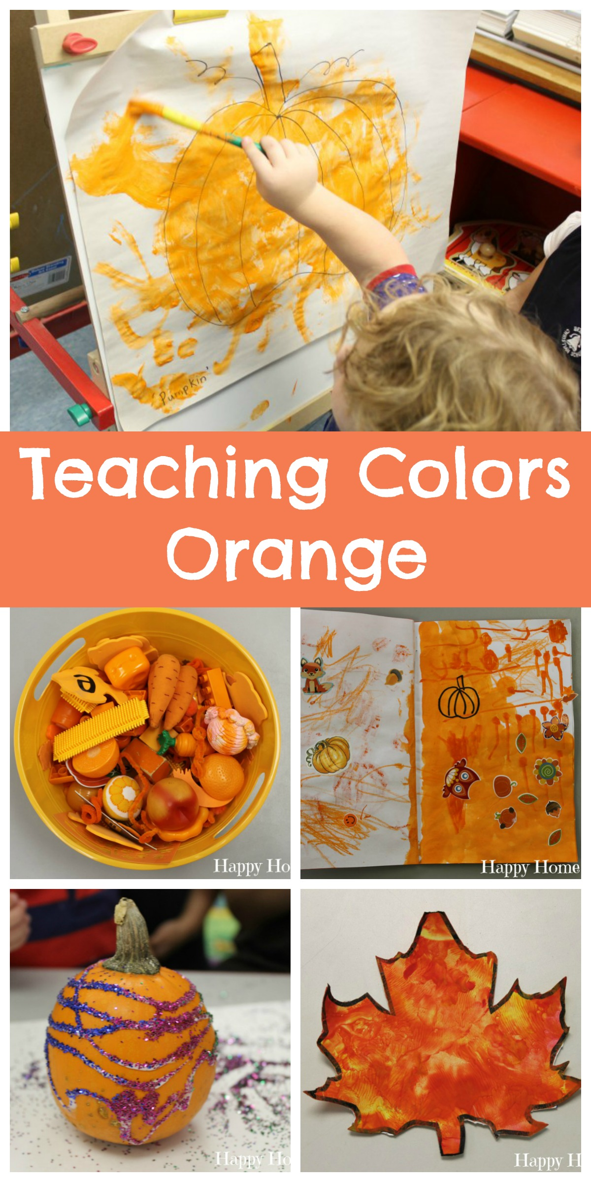 Teaching Colors