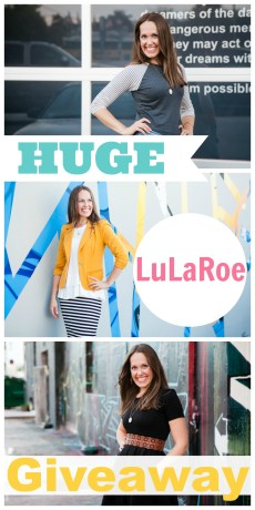 Fall Fashion Must-Haves and a HUGE GIVEAWAY!