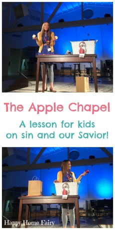 The Apple Chapel