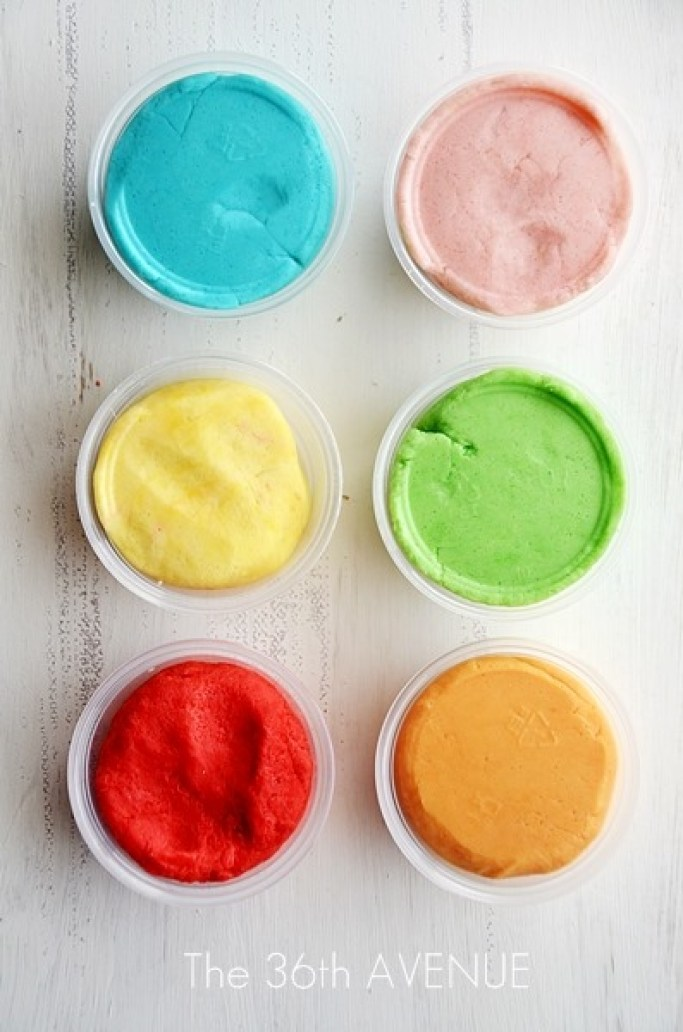 kool aid play dough