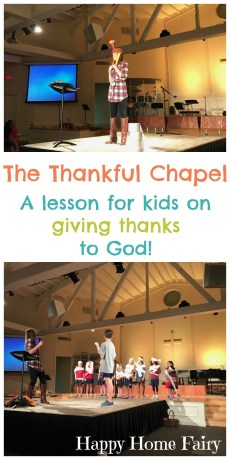 The Thankful Chapel