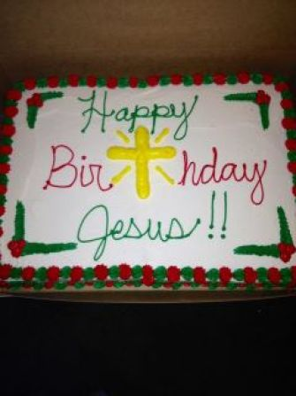 Cool Happy Birthday Jesus Cake Ideas Happy Home Fairy Personalised Birthday Cards Veneteletsinfo