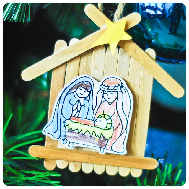 Sunday School Christmas Party Games: Nativity Crafts And Activities For Kids