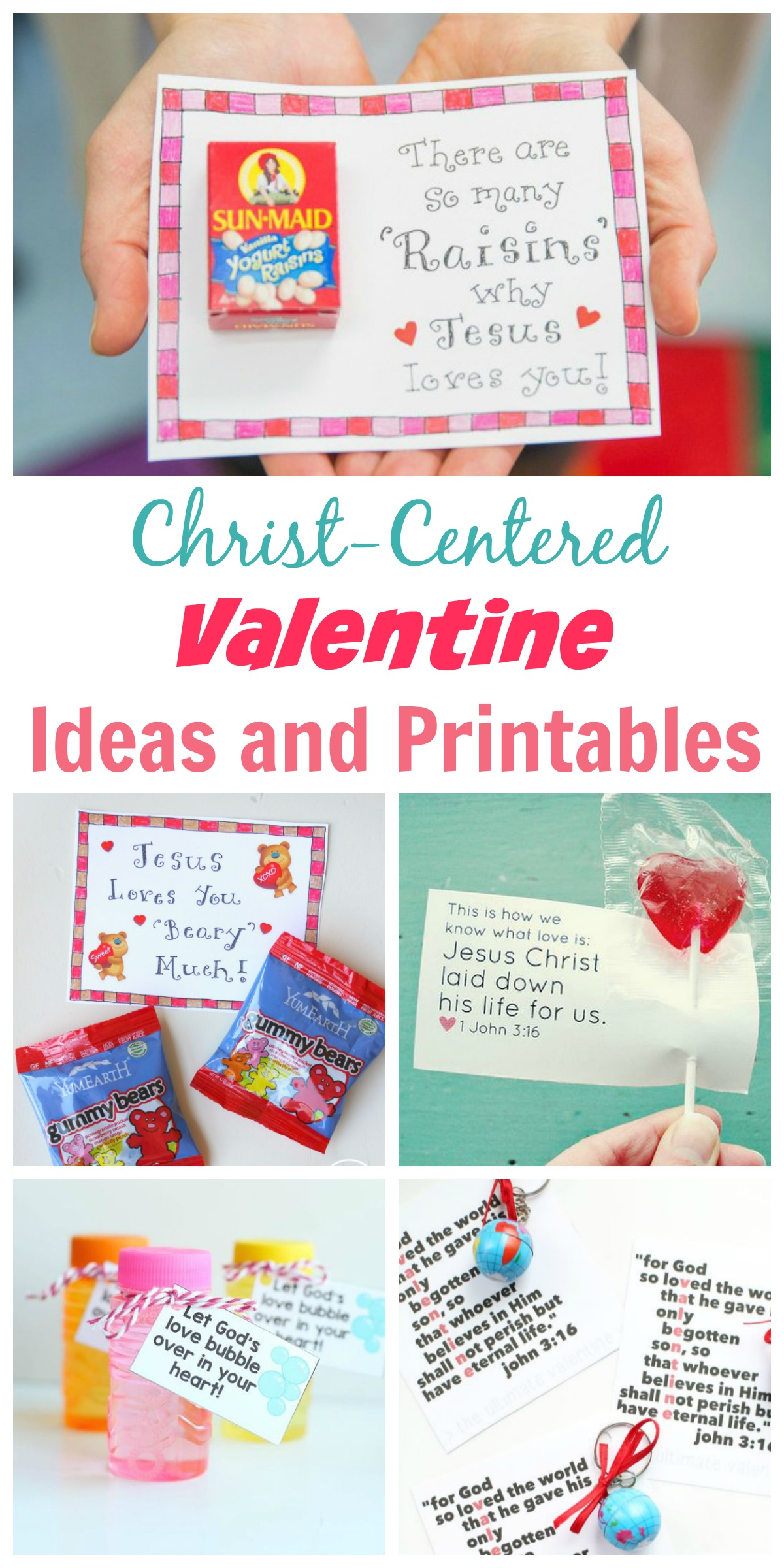 Christ Centered Valentine Ideas And Printables