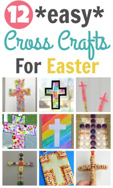 12 Easy Cross Crafts for Easter