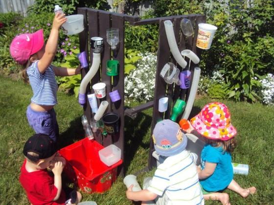 Childrens Garden Games Ideas