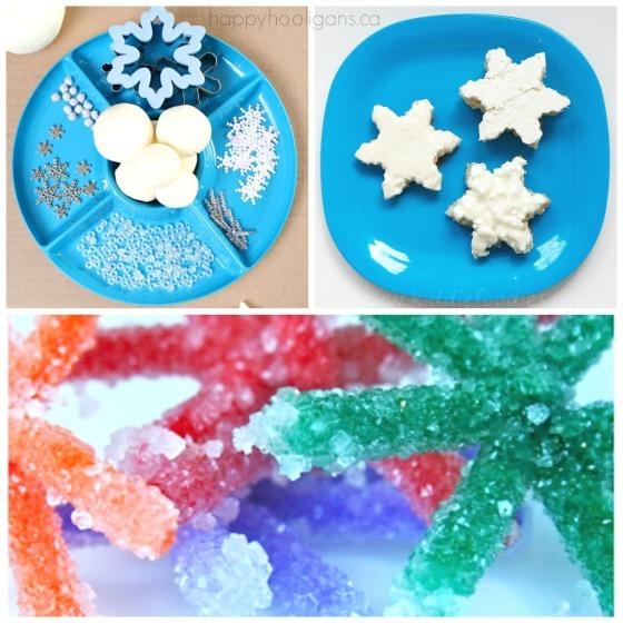 25 Snowflake Crafts Activities And Treats Happy Hooligans